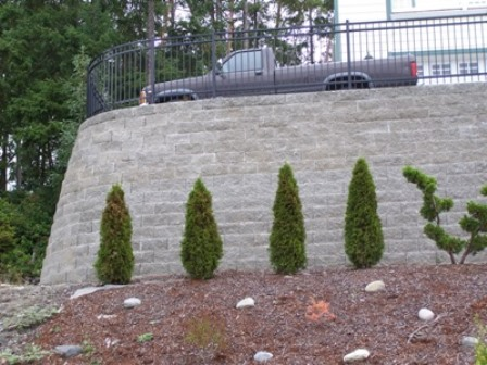 Block Walls For Landscaping And Hardscapes